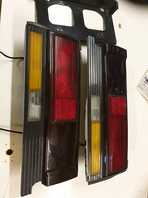 Toyota mr2 Super charger S/C rear lights