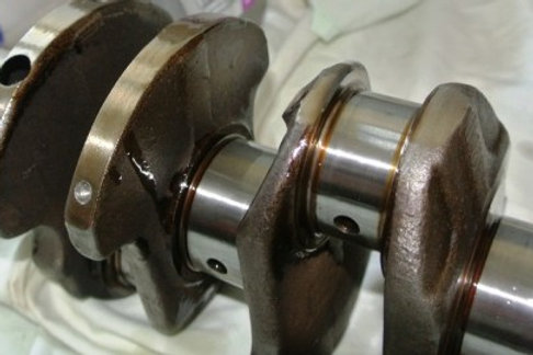 Toyota MR2 MK1 Engine Crank (Bottom End)