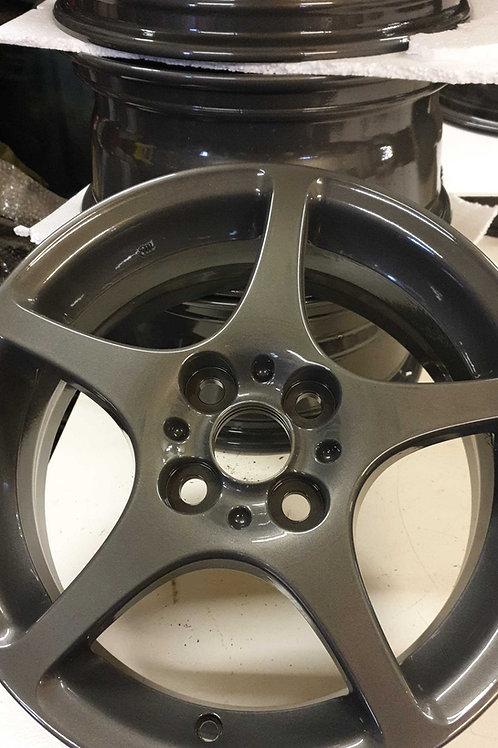 Toyota MR2 MK 3 roadster MRS 15 inch wheels