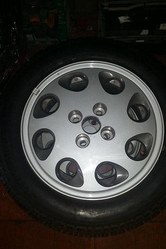 Toyota mr2 pepperpot alloy 185x60x14