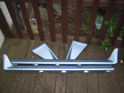 Toyota MR2 MK1 Side Skirts and fixings