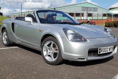 Toyota mr2 Roadster MRS Spyder breaking parting