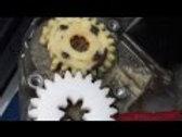 Toyota MR2 MK1 window motor replacement gear
