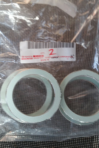 Pair of oe spec Toyota MR2 MK1 exhaust gaskets