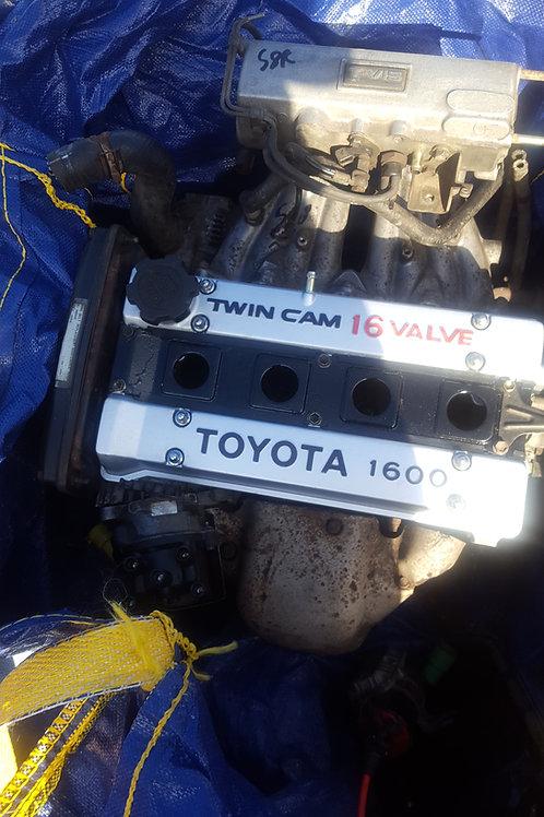 Toyota MR2 MK1 Engine 63k miles bare