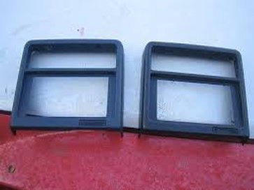 Toyota MR2 MK1 radio surround fascia