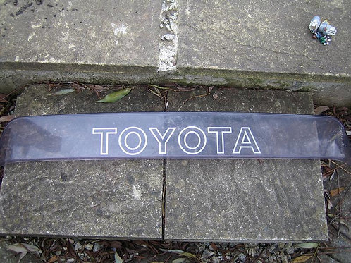 Toyota MR2 MK1 Rear Visor