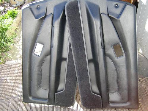 Toyota MR2 MK1 Leather Door Cards