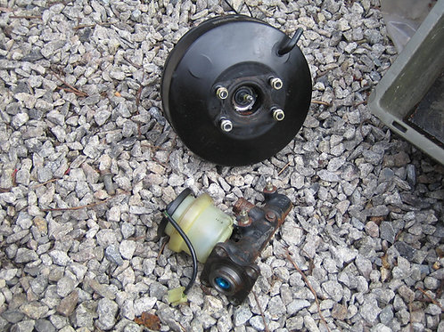 Toyota MR2 Mk1 Brake servo booster with master cylinder