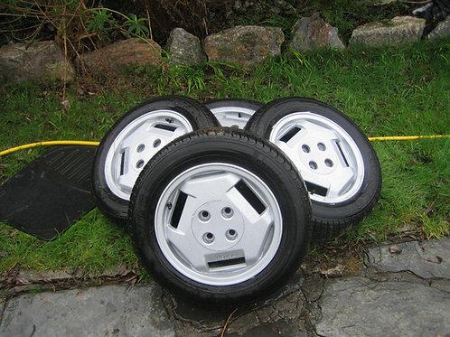 Toyota MR2 MK1 Mark 1A Wheels