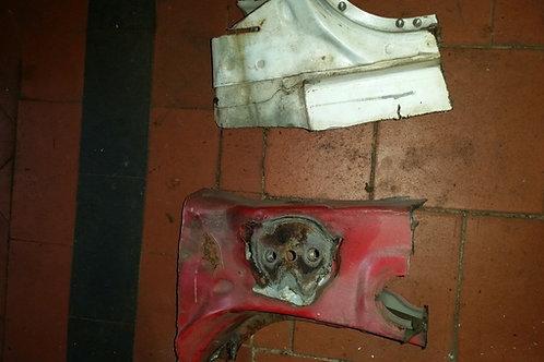 Toyota MR2 MK1 Pillar Repair