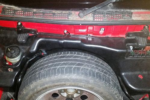 Toyota MR2 MK1 frunk liner