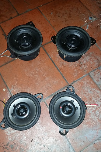 Toyota MR2 MK1 front uprated speakers