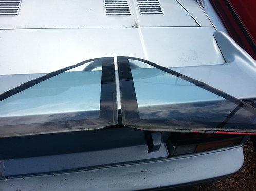 Toyota MR2 MK1 Rear Quarter Glass Left  Right