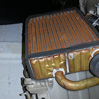 Toyota MR2 MK1 Heater Martix core