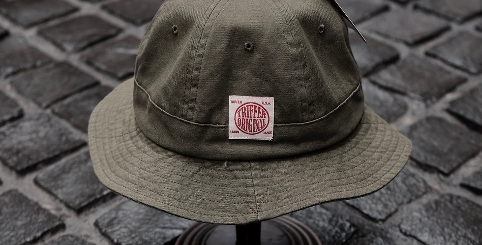 TRF BUCKET HAT