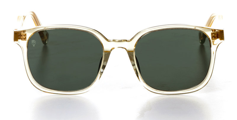 THOMAS CHAMPAGNE - SUNGLASSES GREEN