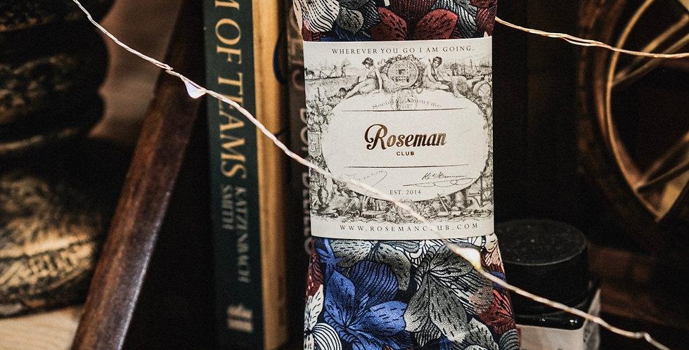 ROSEMAN NECKTIE - BLOOMS