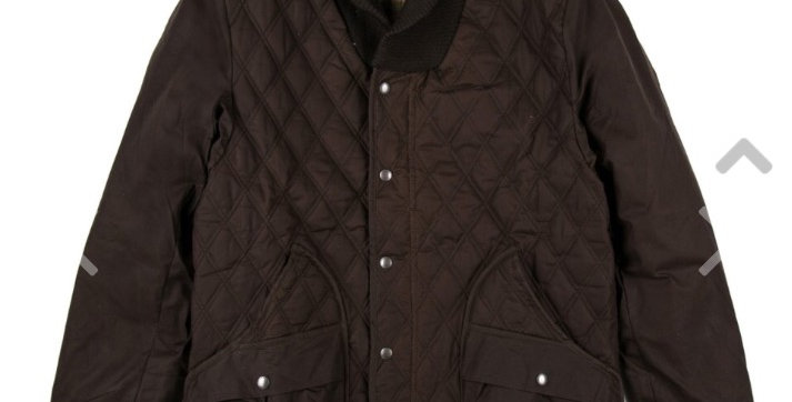 WG - KINGSFORDS SMITH JACKET IN BROWN