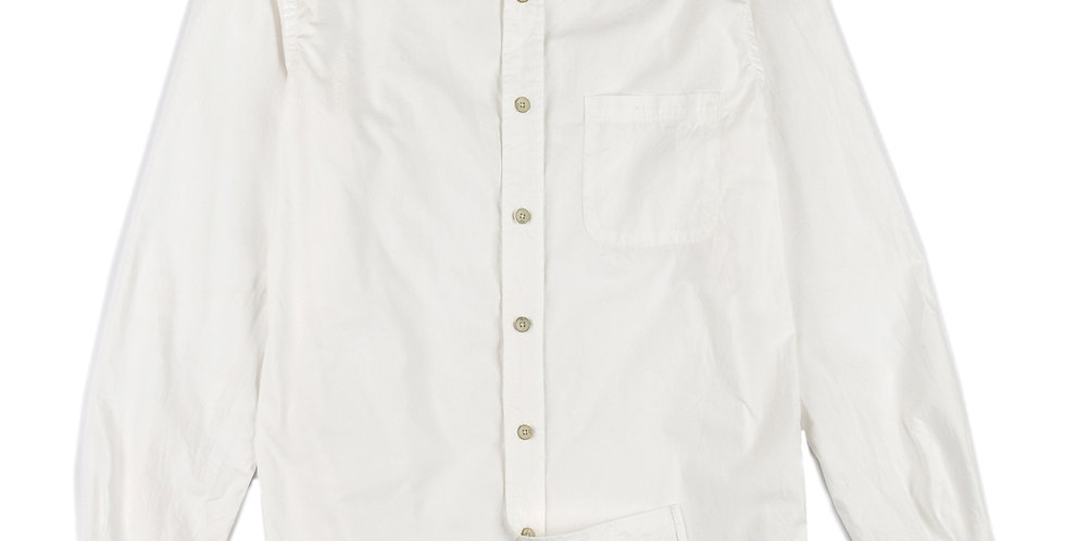 WG - BALMAIN SHIRT IN WHITE