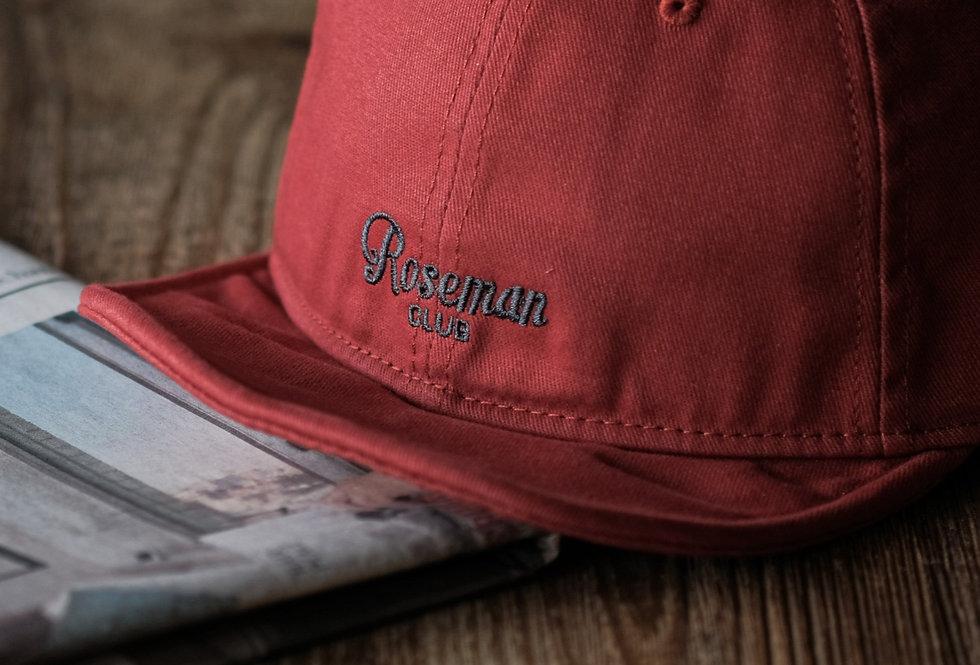 ROSEMAN CAP - BRICK