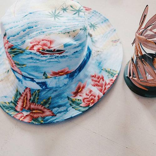 37e909f7e PALINI - TROPICAL MYSTERY Bucket Hat - 10HWFS