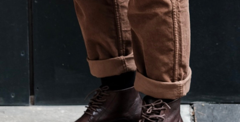 DESERT BOOT - LEATHER BROWN