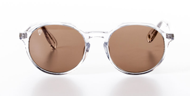 DARWIN SNOW - SUNGLASSES SEPIA