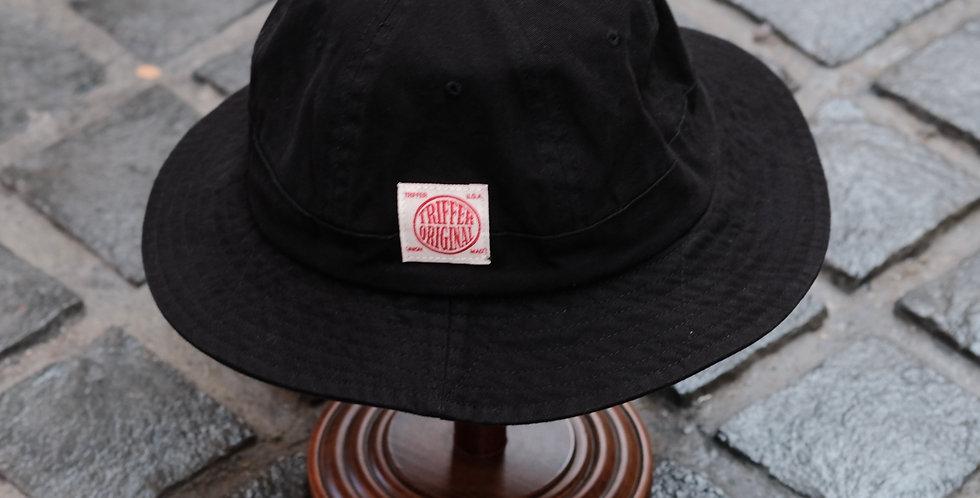 TRF ORIGINAL BUCKET HAT - BLACK