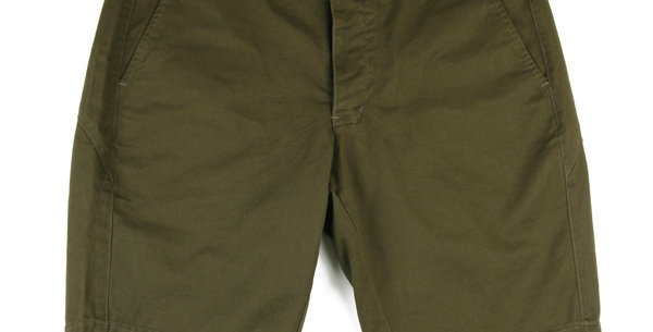 WG - RANGER SHORTS IN OLIVE
