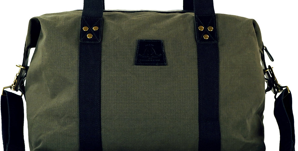 WG - MEDIUM KOKODA DUFFEL BAG - MOSS