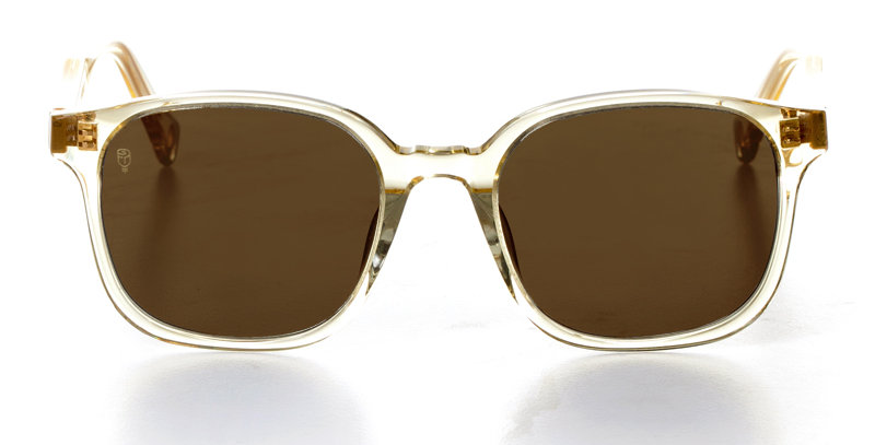 THOMAS CHAMPAGNE - SUNGLASSES SEPIA