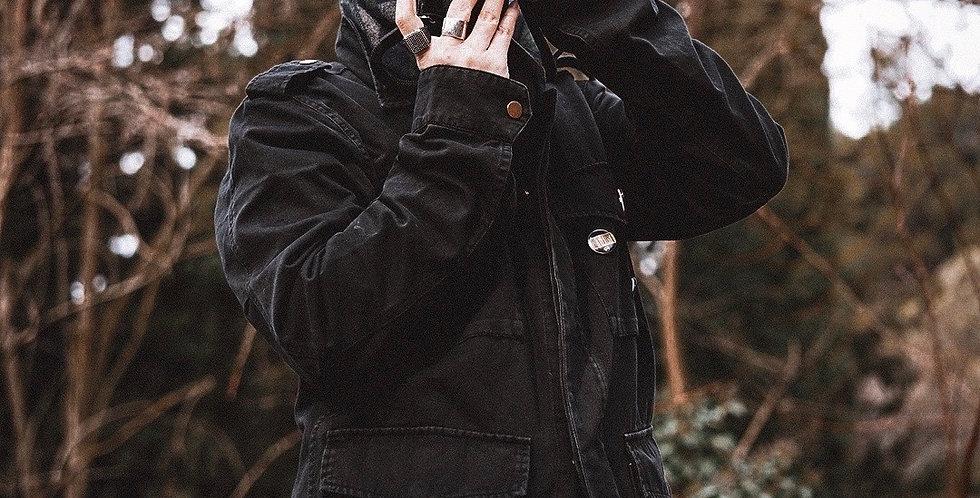 ROGER JACKET - BLACK