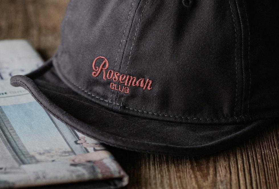 ROSEMAN CAP - SMOKE