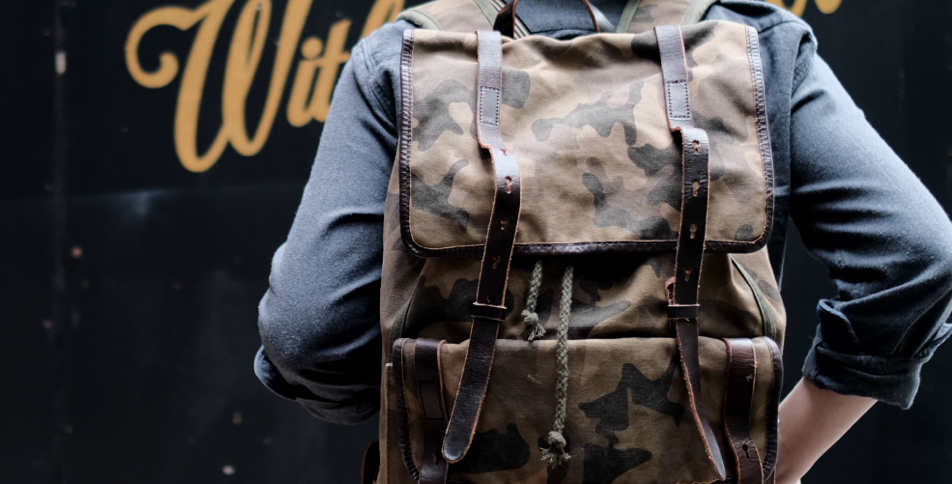 INFANTRY BACKPACK - CAMO
