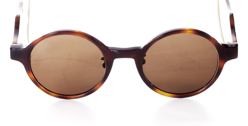 BEETLE WALNUT - SUNGLASSES SEPIA
