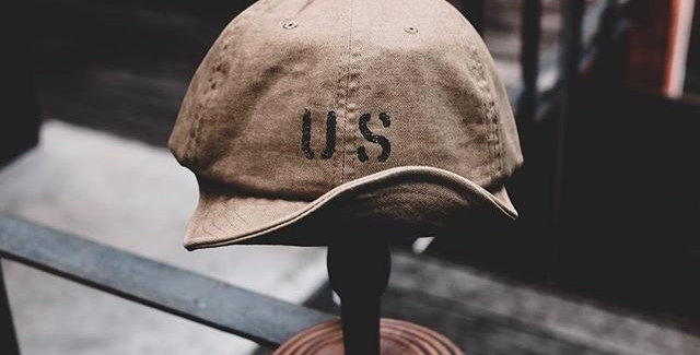 US ARMY CAP - SAND BROWN