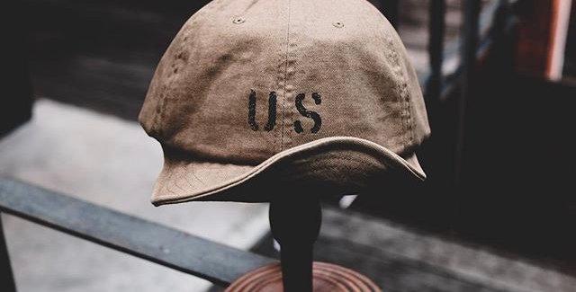US ARMY CAP - SAND BROWN