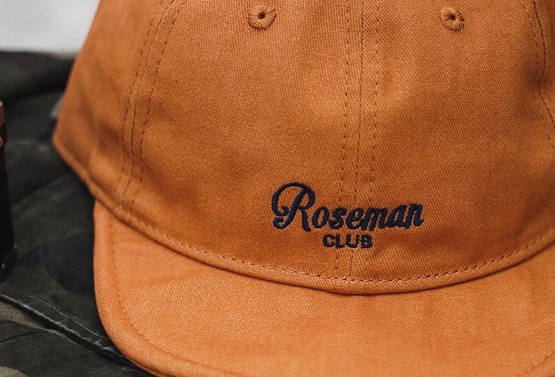 ROSEMAN CAP - LATTE