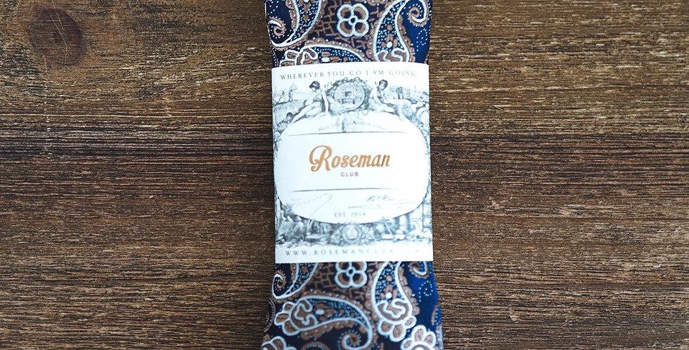 ROSEMAN NECKTIE - RETRO GOLD