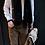 Thumbnail: ROSEMAN SCARF - BLACK #26