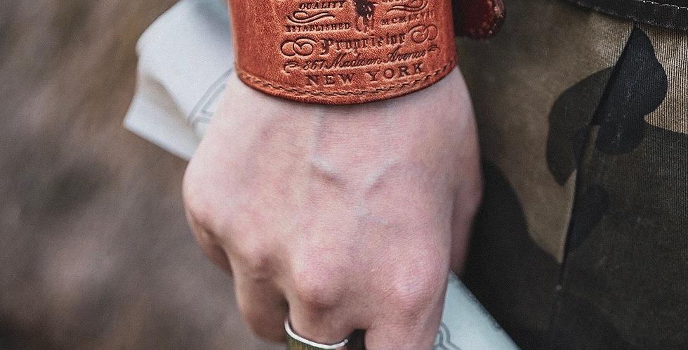 RALPH LAUREN Leather Bracelet