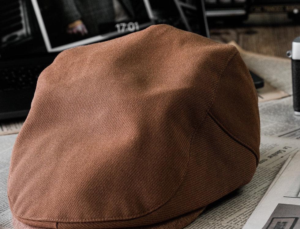 IVY CAP - RUSSET BROWN