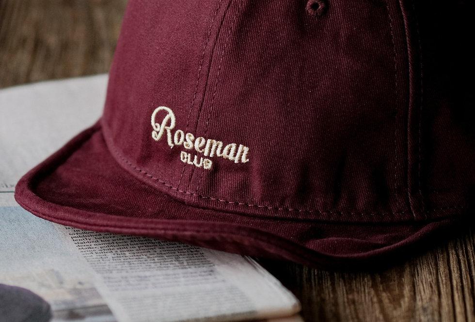 ROSEMAN CAP - MAROON