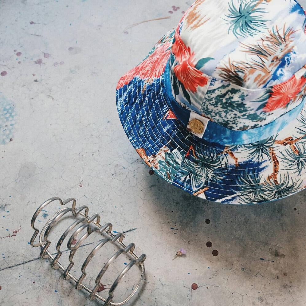 ca1b3948f PALINI - TROPICAL MYSTERY Bucket Hat - 02HWFS