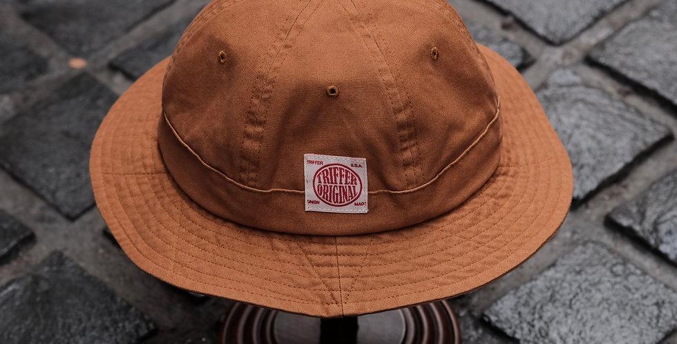 TRF ORIGINAL BUCKET HAT - CAMEL