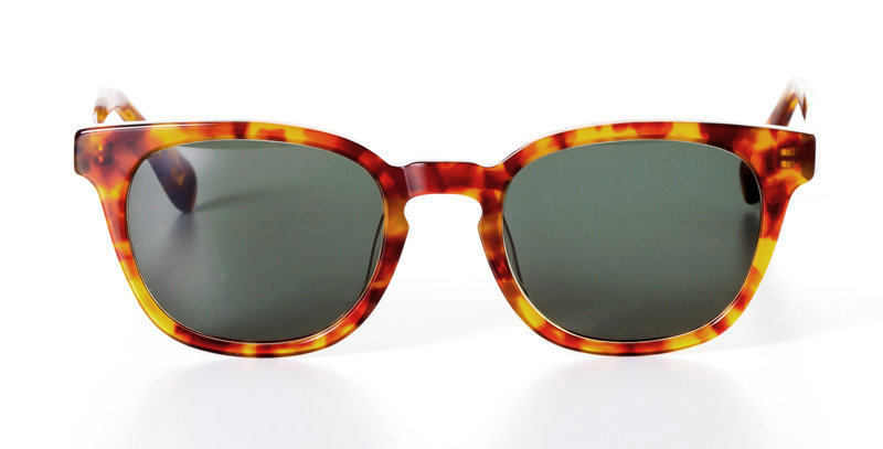 PATRICK POTTER'S CLAY - SUNGLASSES GREEN