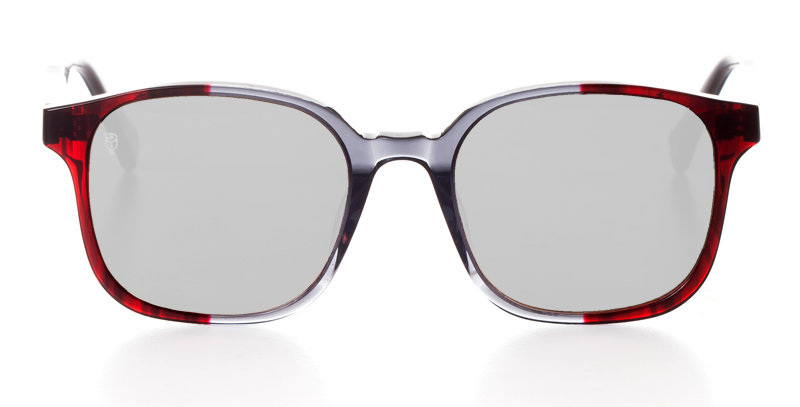 THOMAS REDCOAT - SUNGLASSES SILVER