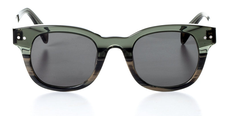 HARU CAMO - SUNGLASSES GREEN