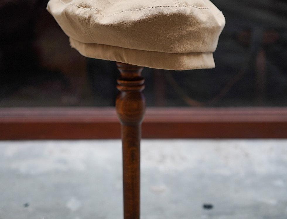 BERET CAP - BEIGE